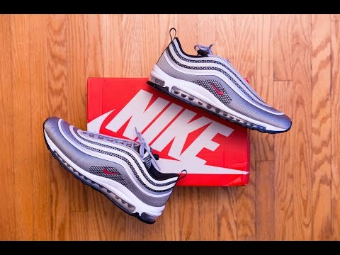 The New Silver Bullet || Nike Air Max 97 Ultra Silver Bullet Review and On Feet