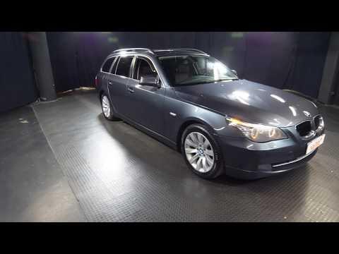 BMW 5-sarja 520 D A E61 Touring Business, Farmari, Automaatti, Diesel, OMZ-198