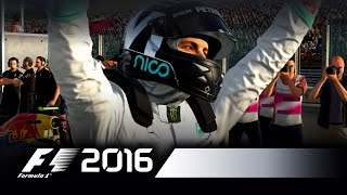 PrimalGames.de : F1 2016 Limited Edition  Trailer