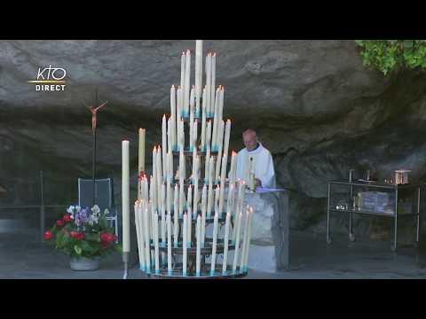 Messe du 19 mai 2020 à Lourdes