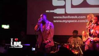 Sway - F Your Ex (March 09) ILUVLIVE