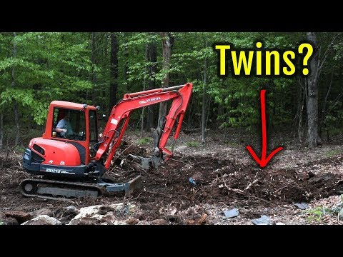 Download How To Dig Up Tree Stumps With A Small Tractor