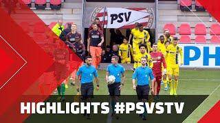 HIGHLIGHTS | PSV - STVV (oefenduel)
