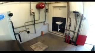 KOVARSON - postup přestavby kotle