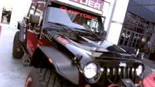 The Coolest Jeeps of SEMA 2013