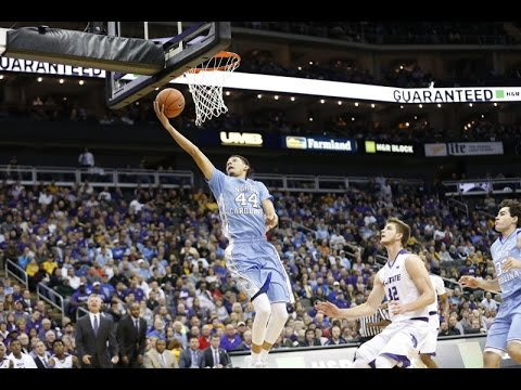 Video: Tar Heels Close Out Kansas State, 80-70 - Highlights
