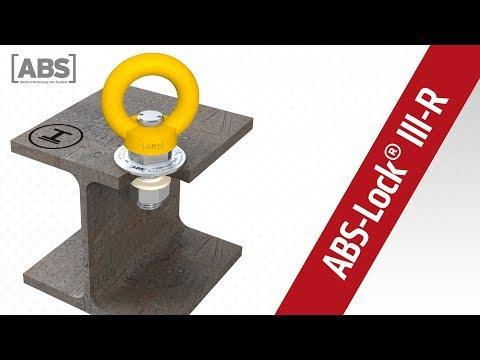 Kompakte Video-Präsentation zum Sekuranten ABS-Lock III-R-ST zum Kontern