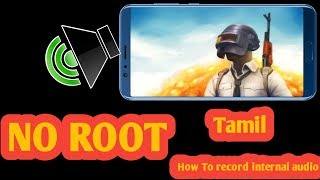 how to record internal audio on du screen recorder in tamil