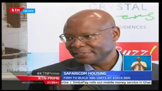 KTN Prime: Safaricom's pension scheme looks to set up a 4.3 billion real estate development