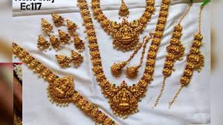 South Indian Bridal Jewellery At Reasonable Rent