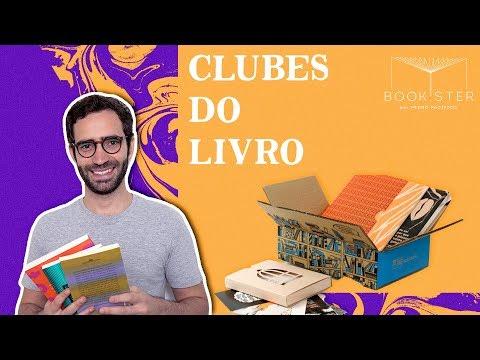 CLUBES DO LIVRO + 5 ANOS DA TAG | Bookster