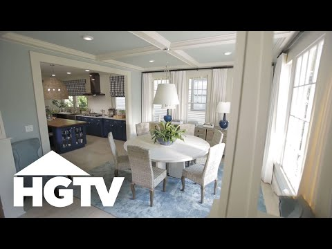 HGTV Urban Oasis 2017 - Kitchen and Dining Room Tour