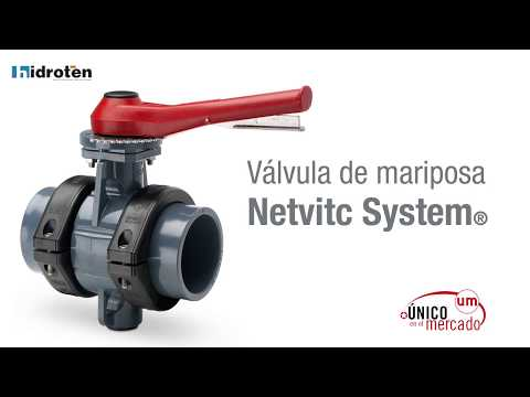 Válvula de Mariposa Netvitc System®