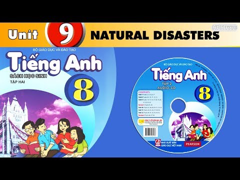 TIẾNG ANH 8 - UNIT 9 - GETTING STARTED