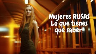 MUJERES RUSAS  l UCRANIANAS  QUE DEBES SABER l ®Go international for love - Official