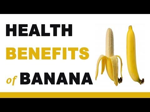 Video Health Benefits of Banana