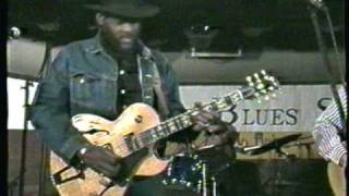 Mel Brown - 1990 - I'm Gonna Move To The Outskirts Of Town