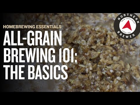 All-Grain Brewing 101: The Basics - YouTube