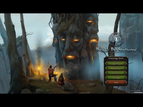 Gameplay de Thea 2: The Shattering