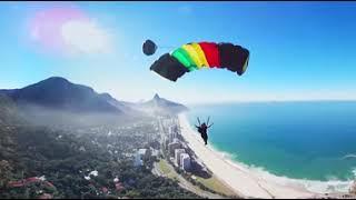 Amazing Wingsuit Flight VR (360° Video!)
