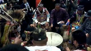 Young Bear - Round Dance Song @ Shooting Star Powwow 2016