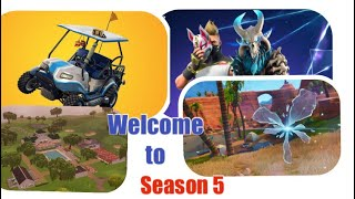 Welcome to Season 5 — a Fortnite Montage by Unknown 290