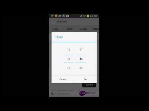 Video of Diet Timer Fast Way XXL ->Slim
