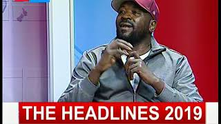 THE HEADLINES 2019: Lawyer Cliff Ombeta faults media organizations for biased crime reporting