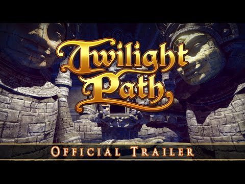 Twilight Path - Official Teaser Trailer / (VR Puzzle Gameplay) thumbnail