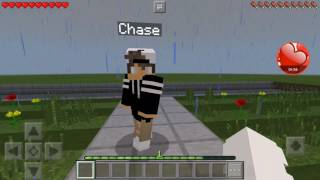 NIKKI MINECRAFT:Hanging Out With Chase
