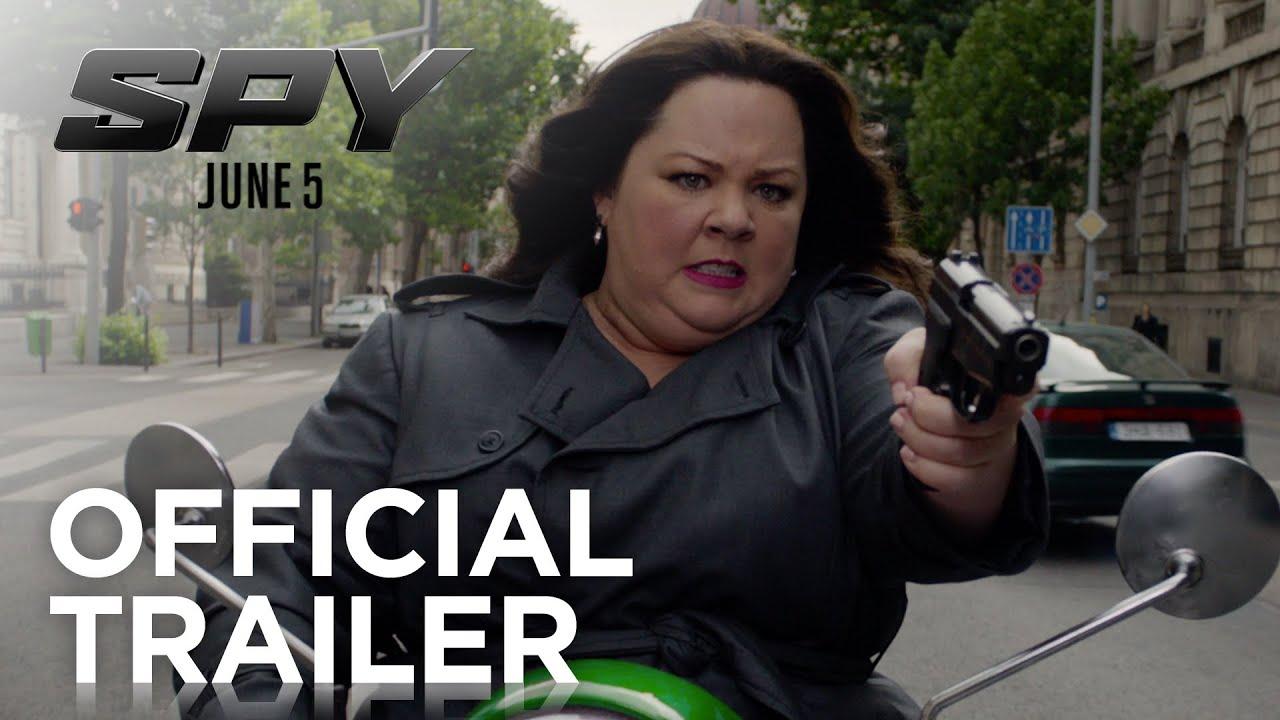 >Spy | Official Trailer [HD] | 20th Century FOX