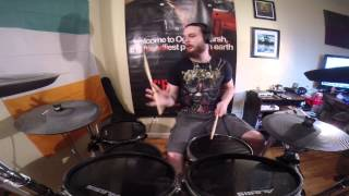 """Every Time I Die: """"Decayin with the Boys""""  -  Drum Cover (HD)"""