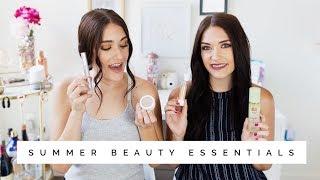 Summer Beauty Essentials 2017