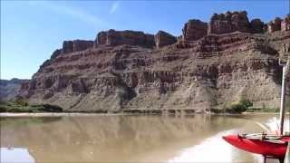 Jet Boat Ride up the Colorado River - Meander Canyon