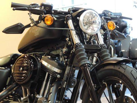 2017 Harley-Davidson® HD Sportster XL883N Iron 883™