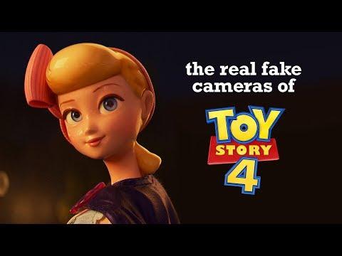 Opravdové falešné kamery v Toy Story 4