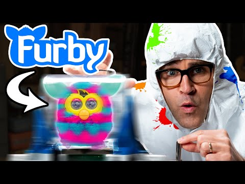 Download Putting Weird Things In A Paint Shaker (TEST) HD Mp4 3GP Video and MP3