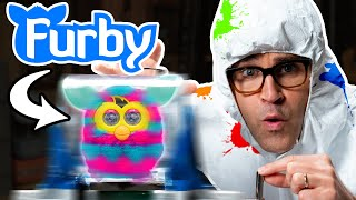 Putting Weird Things In A Paint Shaker (TEST)