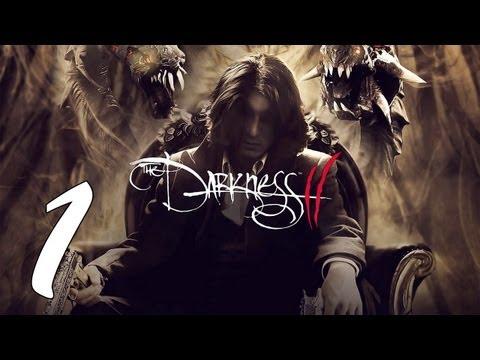 The Darkness 2 прохождение  (Часть 1). fomka31