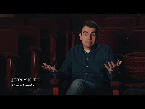 Confessions of a Physical Comedian
