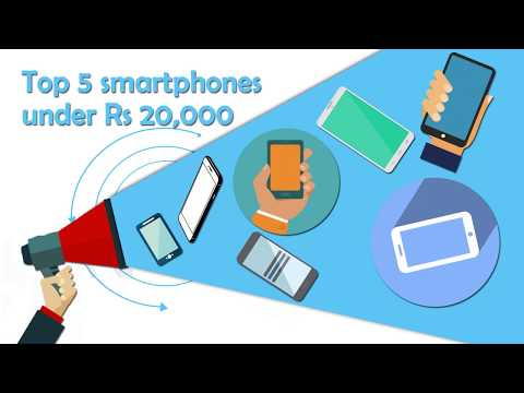 Top 5 smartphones under Rs 20,000| July 2019