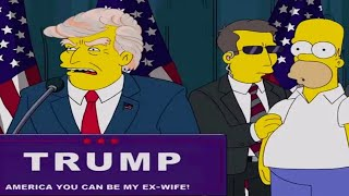 Top 10 Times CARTOONS Predicted The FUTURE