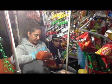 Crazed snacking on Mexico's streets