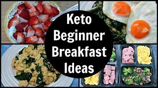 Keto Diet Breakfast Ideas For Beginners