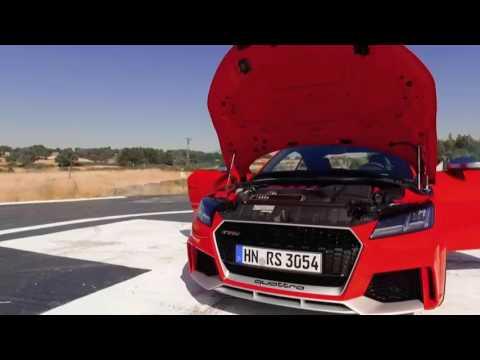 Audi  TT Купе класса A - тест-драйв 1