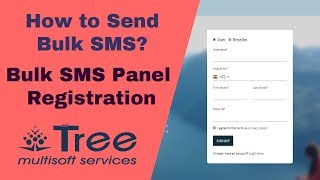 Here is how to register for Bulk SMS & send messages