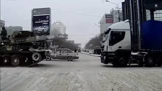 Подборка  ДТП Аварии январь 2018
