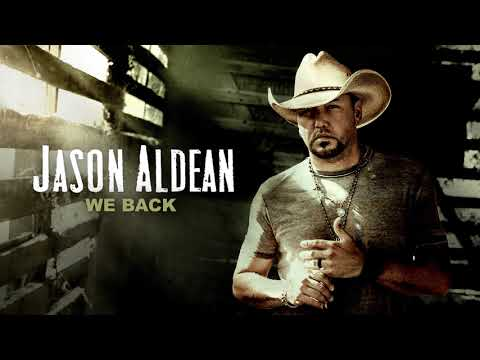 Download Jason Aldean - We Back (Official Audio) Mp4 HD Video and MP3