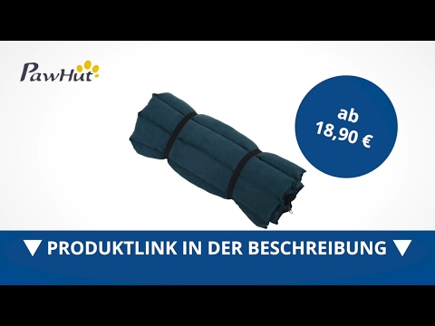 PawHut Hundedecke Hundebett Hundekissen Hundematte Reisedecke Auto Matte S - direkt kaufen!
