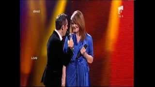 """Duet: Ştefan Bănică & Alexandra Crişan - """"Strânge-mă în braţe"""""""